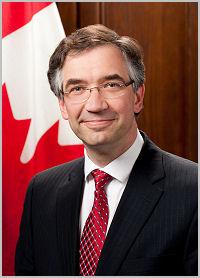 Посол Канади в Україні Роман Ващук